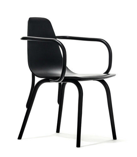 tram bentwood chair by ton